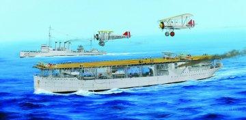 USS Langley CV-1 · TRU 05631 ·  Trumpeter · 1:350