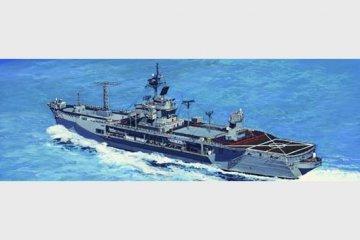 USS Mount Whitney LCC-20 1997 · TRU 05719 ·  Trumpeter · 1:700