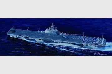 Flugzeugträger USS Yorktown CV-10 · TRU 05729 ·  Trumpeter · 1:700