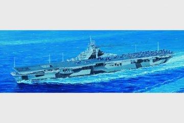 USS Hancock CV-19 · TRU 05737 ·  Trumpeter · 1:700