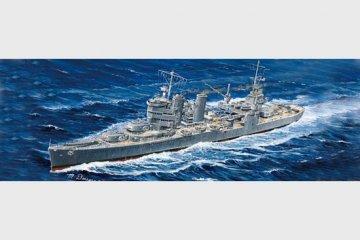 USS Astoria CA-34 1942 · TRU 05743 ·  Trumpeter · 1:700