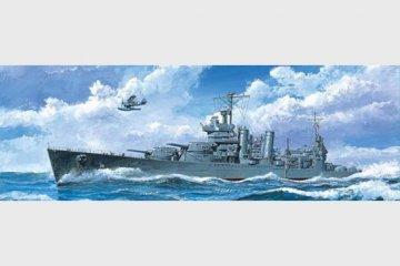 USS San Francisco · TRU 05746 ·  Trumpeter · 1:700