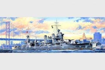 USS Quincy CA-39 · TRU 05748 ·  Trumpeter · 1:700