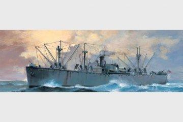 SS Jeremiah O´Brien Liberty Ship · TRU 05755 ·  Trumpeter · 1:700