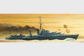 HMS Eskimo (F75) 1941 · TRU 05757 ·  Trumpeter · 1:700