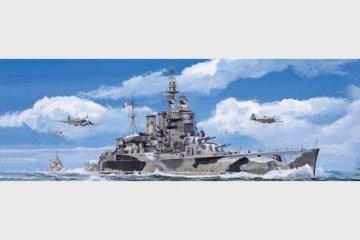 HMS Renown 1942 · TRU 05764 ·  Trumpeter · 1:700
