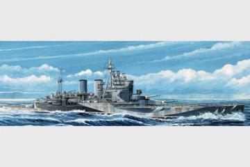HMS Renown 1945 · TRU 05765 ·  Trumpeter · 1:700