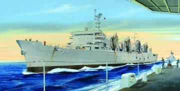 AOE Fast Combat Support Ship USS Sacram. · TRU 05785 ·  Trumpeter · 1:700