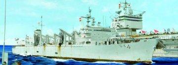 AOE Fast Combat Support Ship-USS Detroit · TRU 05786 ·  Trumpeter · 1:700