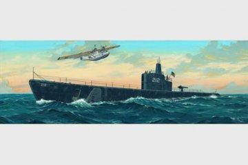 USS Gato SS-212 1941 · TRU 05905 ·  Trumpeter · 1:144