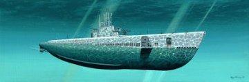 USS GATO SS-212 1944 · TRU 05906 ·  Trumpeter · 1:144