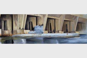 Type XXIII U-Boat Project Type · TRU 05907 ·  Trumpeter · 1:144
