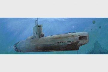 German Type XXIII U-Boat · TRU 05908 ·  Trumpeter · 1:144