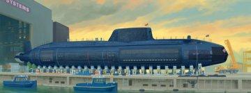 HMS Astute · TRU 05909 ·  Trumpeter · 1:144