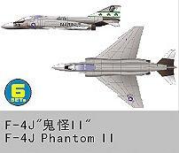 McDonnell Douglas F-4 J Phantom II · TRU 06219 ·  Trumpeter · 1:350