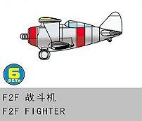 F2F Fighter · TRU 06241 ·  Trumpeter · 1:350
