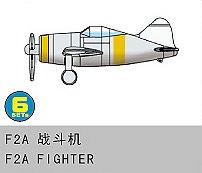 F2A Fighter · TRU 06242 ·  Trumpeter · 1:350