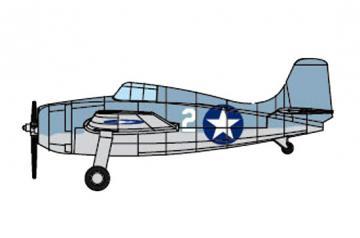 F4F-4 WILDCAT · TRU 06402 ·  Trumpeter · 1:350