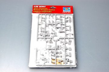 M151 Protector Remote Weapon Station · TRU 06613 ·  Trumpeter · 1:35