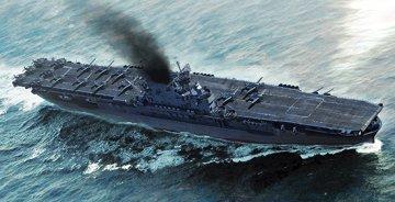 USS Enterprise CV-6 · TRU 06708 ·  Trumpeter · 1:700