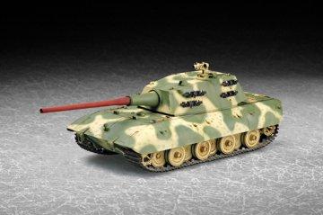 German E-100 Super Heavy Tank · TRU 07121 ·  Trumpeter · 1:72