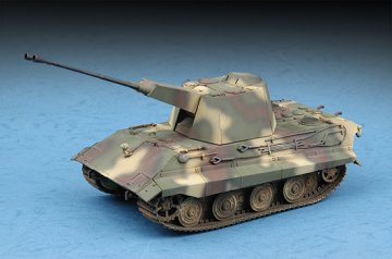 German E-75 Flakpanzer · TRU 07126 ·  Trumpeter · 1:72