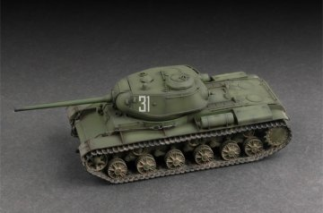 Soviet KV-85 Heavy Tank · TRU 07127 ·  Trumpeter · 1:72