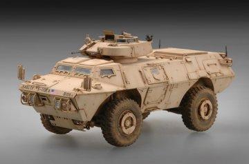 M1117 Guardian Armored Security Vehicle (ASV) · TRU 07131 ·  Trumpeter · 1:72