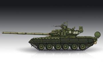 Russian T-80BV MBT · TRU 07145 ·  Trumpeter · 1:72