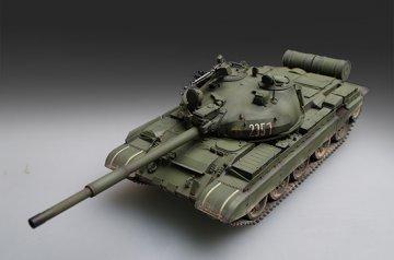 Russian T-62 BDD Mod.1984 (Mod.1972 modification) · TRU 07148 ·  Trumpeter · 1:72