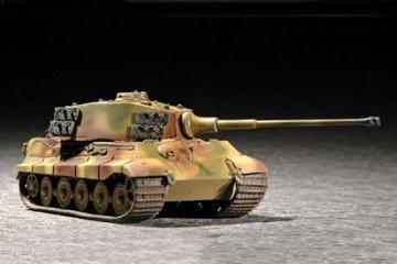 Sd.Kfz. 182 King Tiger Henschel · TRU 07201 ·  Trumpeter · 1:72