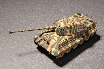 German Sd.Kfz. 182 King Tiger · TRU 07202 ·  Trumpeter · 1:72