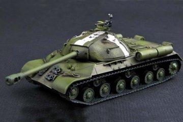Russian JS-3 Tank · TRU 07227 ·  Trumpeter · 1:72