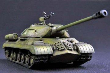 Russian JS-3m Tank · TRU 07228 ·  Trumpeter · 1:72