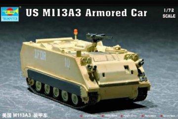 US M113A3 Armored Car · TRU 07240 ·  Trumpeter · 1:72