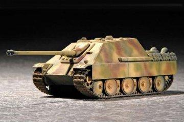 German Jagdpanther (Mid Type) · TRU 07241 ·  Trumpeter · 1:72