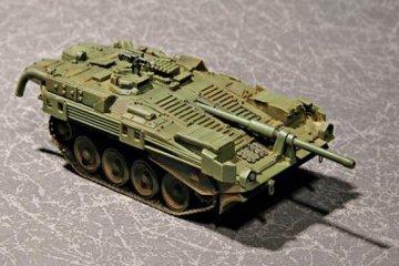 Swedish Strv 103B MBT · TRU 07248 ·  Trumpeter · 1:72