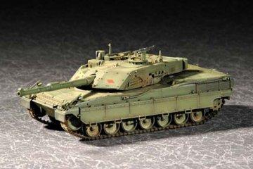 Italian C1 Ariete MBT · TRU 07250 ·  Trumpeter · 1:72