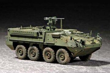 ´´Stryker´´ Light Armored Vehicle (ICV) · TRU 07255 ·  Trumpeter · 1:72