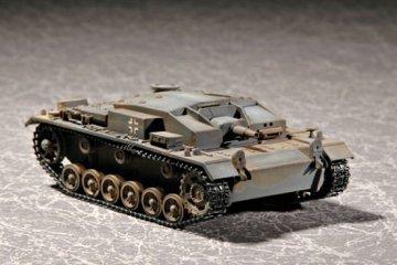 Sturmgeschütz III E · TRU 07258 ·  Trumpeter · 1:72