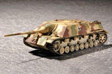 German Jagdpanzer IV · TRU 07262 ·  Trumpeter · 1:72