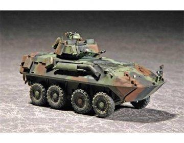 USMC LAV-25 (8X8) Light Armored Vehicle · TRU 07268 ·  Trumpeter · 1:72