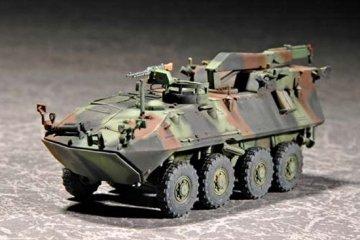 USMC Light Armored Vehicle-Recovery · TRU 07269 ·  Trumpeter · 1:72