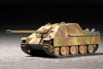 German Jagdpanther (Late Production) · TRU 07272 ·  Trumpeter · 1:72