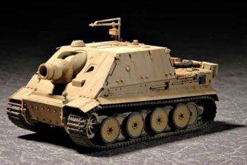 Sturmtiger Assault Mortar Early Typ · TRU 07274 ·  Trumpeter · 1:72