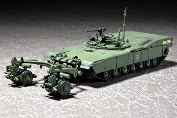 M1 Panther II Mine clearing Tank · TRU 07280 ·  Trumpeter · 1:72