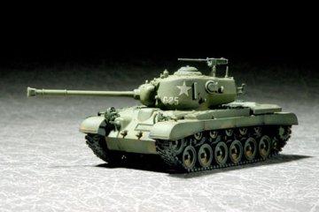 US M46 Patton · TRU 07288 ·  Trumpeter · 1:72