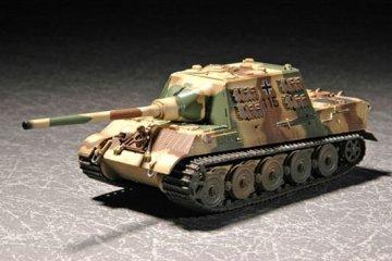 German Sd.Kfz 186 Jagdtiger wZimmerit · TRU 07293 ·  Trumpeter · 1:72