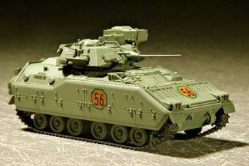 M2A0 Bradley Fighting Vehicle · TRU 07295 ·  Trumpeter · 1:72
