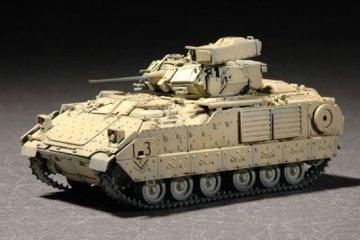 M2A2 ODS/ODS-E Bradley Fighting Vehicle · TRU 07297 ·  Trumpeter · 1:72